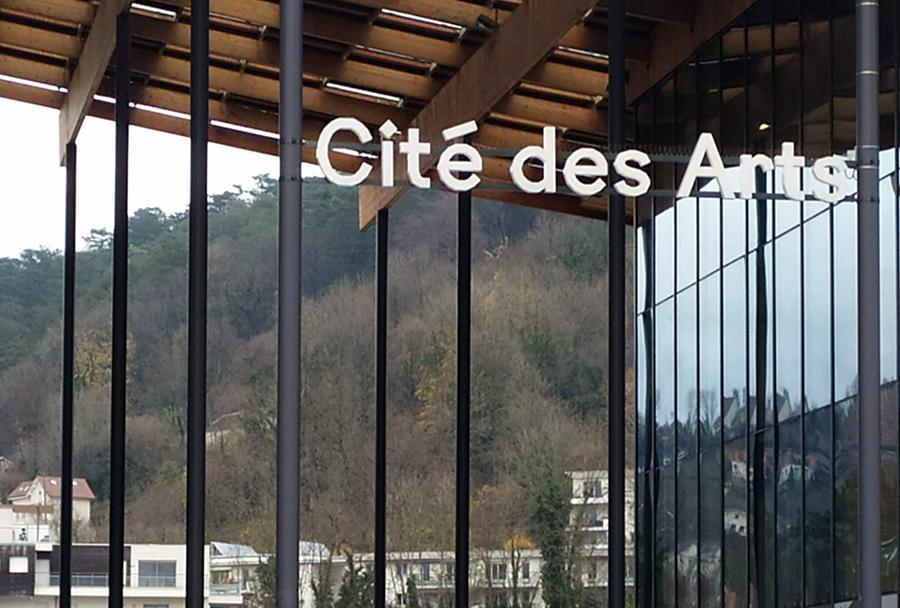 Besançon, FRAC Franche-Comté